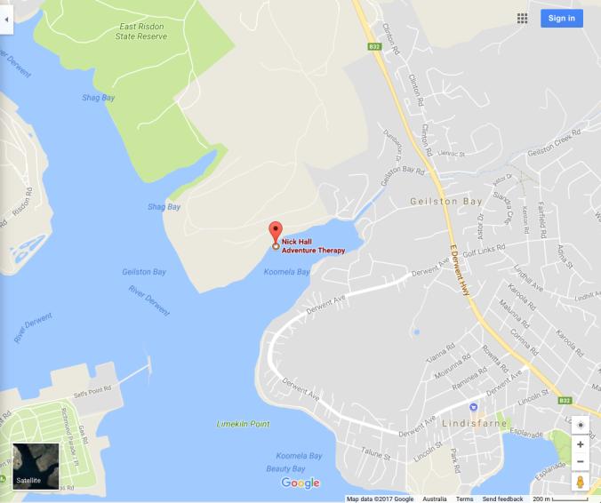 Map Australia Google.Top 10 Punto Medio Noticias Hobart Tasmania Google Map
